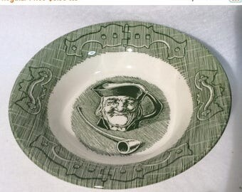 ON SALE Royal The OLD Curiosity Shop Lot of 4 Fruit Berry Dessert Bowls usa Green