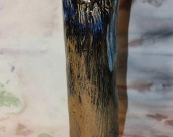 Ceramic Imprinted Vase