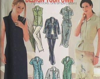 Simplicity 7162 Sewing Pattern UNCUT