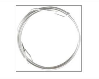 0.5mm Silver Plated Jewellery Wire, 12 metres, jewellery making, UK seller, plated wire, 0.5mm wire, jewellery wire, necklaces, bracelets