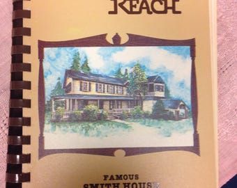 Boarding House Reach - Famous Smith House Recipes Cookbook             Great Gift Idea