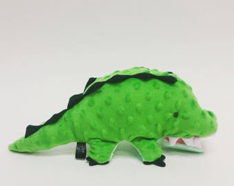 Alligator, Alligator Plush, Stuffed Animal Alligator