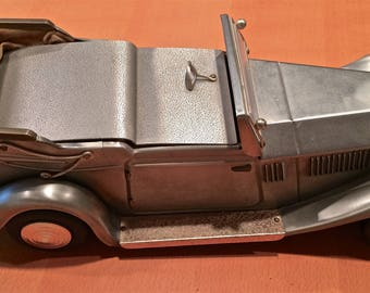 Vintage Rolls Royce Musical Jewelry Box
