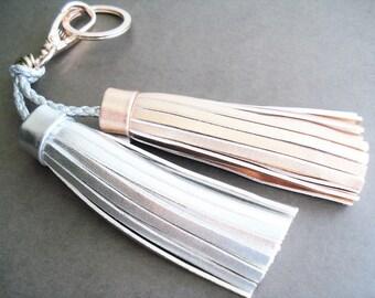Bag Tassel Charm Gold Zipper Pull Tassel Purse Tassel Charm Gift For Women Zipper Charm Key Ring Handbag Charm Keychain Tassel Purse Charm