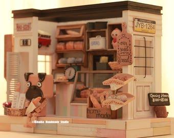 French Baguette ----Handmade Dollhouse Furniture
