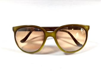 Vintage Bolle IREX 100 13 Sunglasses Classic Cats Men Women 56-21-145 Made in France