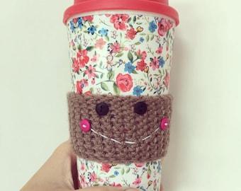 Travel mug cosy