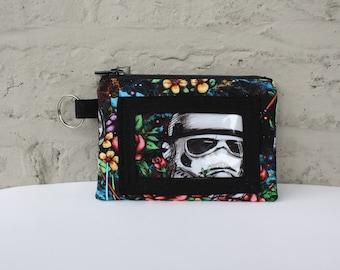 Darth Vader/Storm Trooper ID Holder/Mini Wallet