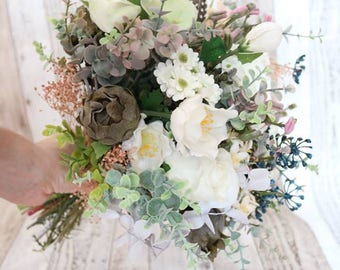 Flower wedding bouquets