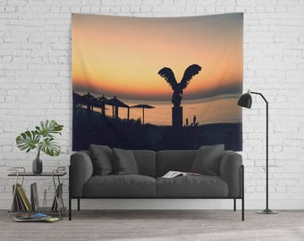 Sunset Wall Tapestry, Beautiful Tapestry, Sunset Wall Art, Home Decor, Wall Hanging