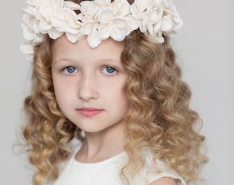 Flowergirls Flower Crown