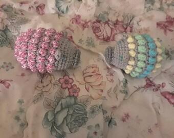 crochet hedgehog plush toy- ready to ship