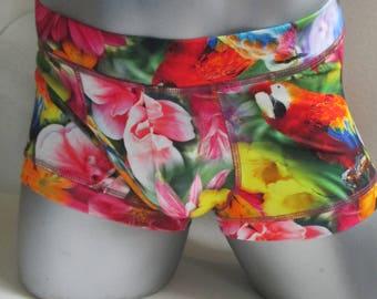 boxer brief men 3D print men's underwear fun boxer shorts gift