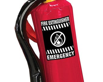 Inflatable Fire Extinguisher - 921