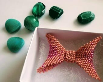 Pink Delight Brooch