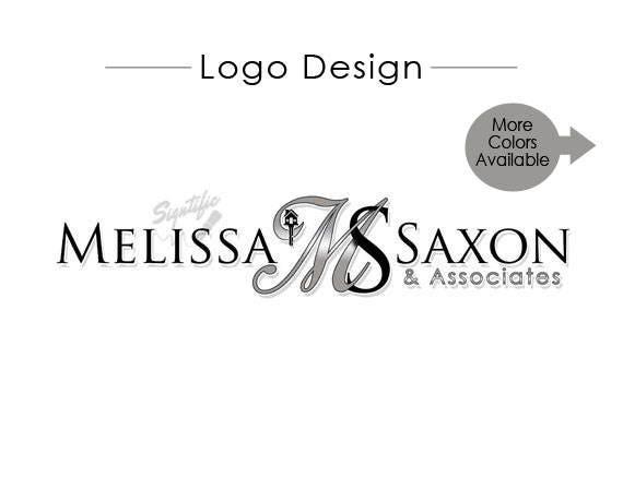 Realtor Logo Design, Real Estate Agent Logo with Initials, E-mail Signature for Agent, Professional Signature Logo, Realtor Sign Rider Logo