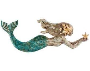 Mermaid Resin home decor ocean