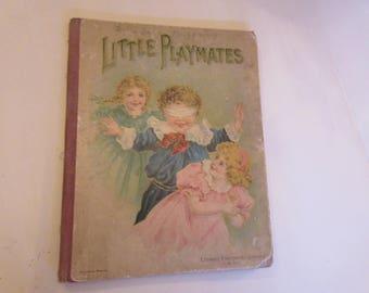 LITTLE PLAYMATES ANTIQUE Book