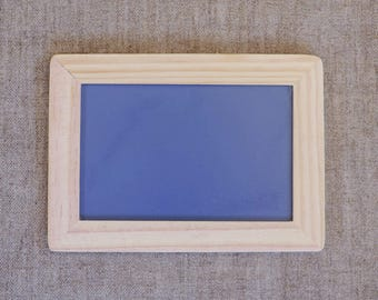Small Chalkboards//Wooden Frame Blackboard//Wedding Blackboard//148mm x 198mm - Ready Made