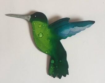 Metal Humming Bird