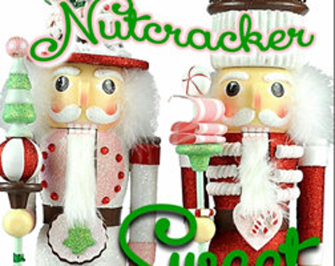 Nutcracker Sweet - Handcrafted Perfume for Women - Love Potion Magickal Perfumerie - Christmas
