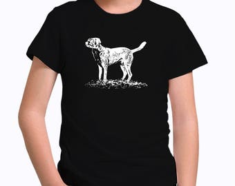 Dog sketch Children T-Shirt