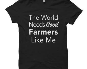 Farmer Shirt for Farmer Shirts Farmer Gift for Farmer Gifts Farmer Husband Shirt Farmer Dad Shirt Farming Shirt Farming Gifts for Farmers