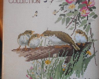 The Country Diary Collection, Country Cross Stitch, Pattern Leaflet #19, 1983