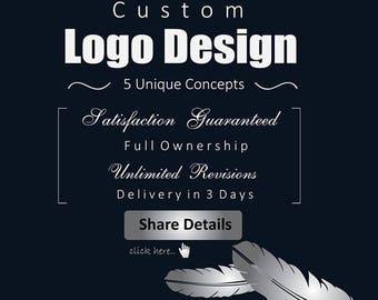 Logo, Logos, Logo Design, Custom Logo Design, Logo Design Custom, Photography Logo, Logo design boutique, Business Card logo, Custom Logo
