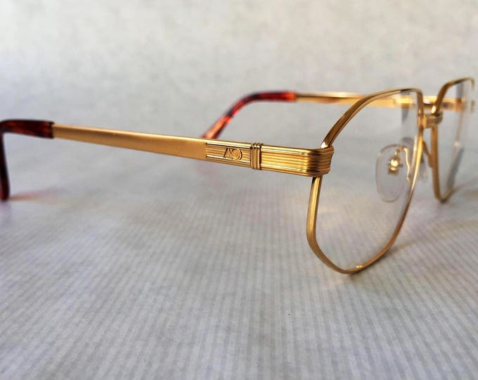 20K Gold Plated American Optical Ful-Vue 9326 Vintage Eyeglasses NOS Made in the USA