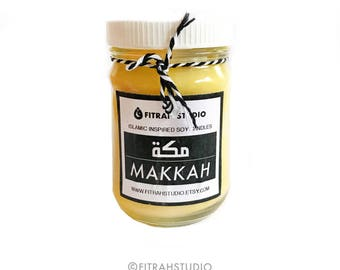 Makkah Candle - Islamic Inspired Candles