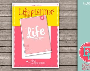 LIFE PLANNER - español -