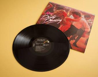 More Dirty Dancing | Original Film Soundtrack | Vinyl LP Record 1988 RCA Records  |  Vintage Vinyl Album