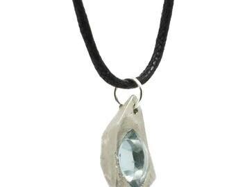 Contemporary Art Jewellery Pendant, Bespoke, Handmade, Sculpture