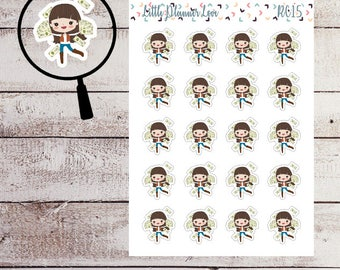Pay Day Character Planner Sticker for all Planners