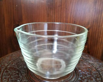 Vintage Pyrex Westinghouse Beehive Mixing/Mixer Bowl Replacement
