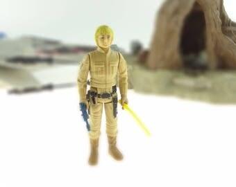 Luke Skywalker Bespin Fatigues Star Wars Vintage Action Figure