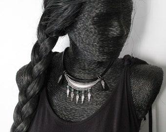 Ethnic necklace 13