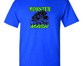 Monster Truck t shirt, shirt.
