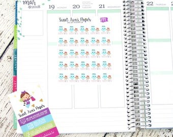 Mommy and Me Planner Stickers | Milk and Cookies Planner Stickers | Mom Planner Stickers | Baby Planner Stickers | Kid Stickers | 199
