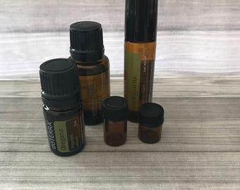 Oregano Essential Oil, Oregano Sample, Essential Oil, Oregano Oil, Oregano, FREE SHIPPING
