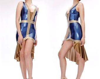 Aphrodite Latex Dress