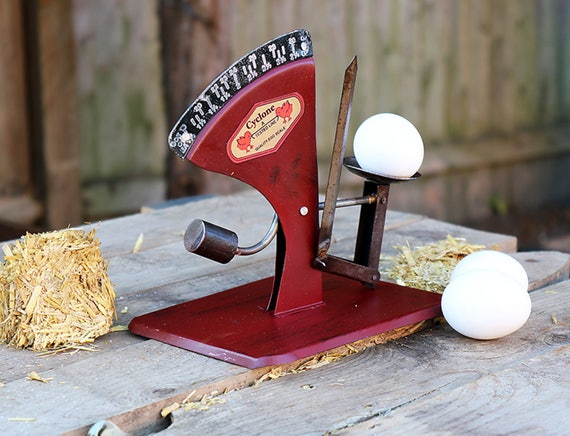 Chicken Egg Scale, Cyclone Chicken Egg Scale, Poultry Scale, Farm Scale, Egg Scale, Farm Scale, Egg Weighing Scale,Country decor, Farm Decor