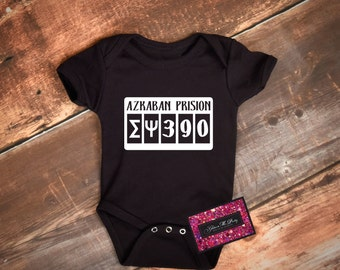Geek Baby Onesie - Prisoner Of Azkaban