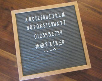 Letterboard Letters   Hashtag