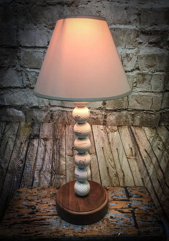 Golf Inspired Table Lamp