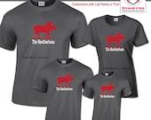 Holiday Shirts Moose Desi...