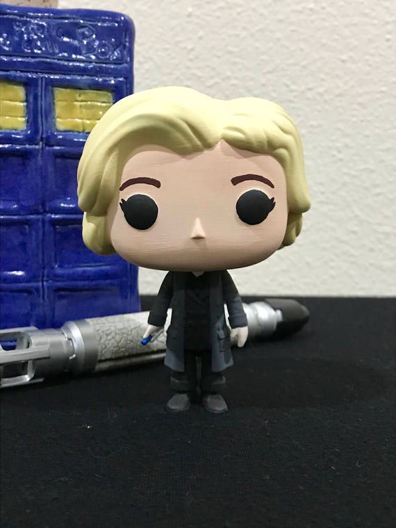 Thirteenth Doctor Custom Funko Pop Figure