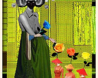 The Empress- Fine Art Print