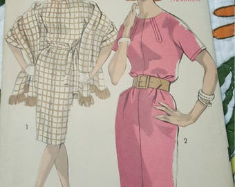 Sew Easy Advance Vintage Sewing pattern Size 16